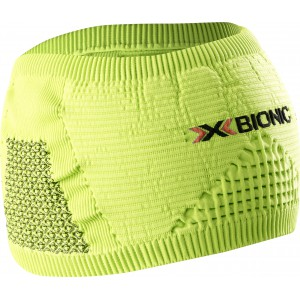 X-Bionic Headband High Green Lime/Black