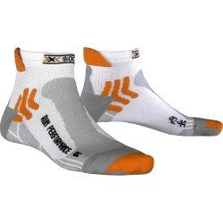 X-Socks Run Performance Short White