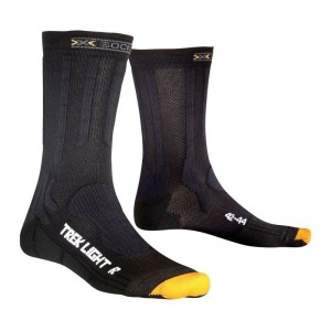 X-Socks Trekking Light Black