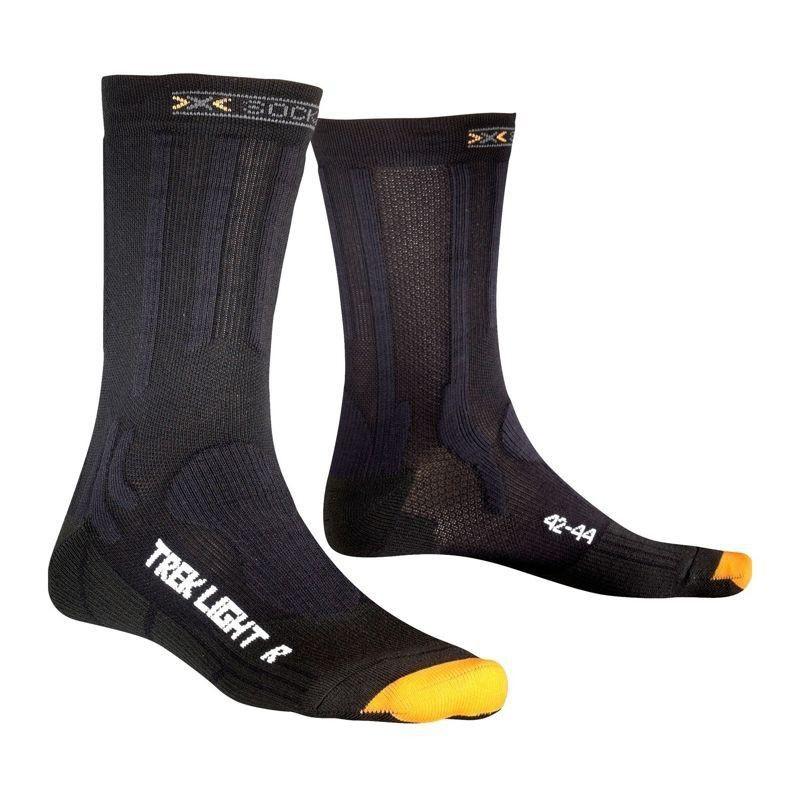 X-Socks Trekking Light Black