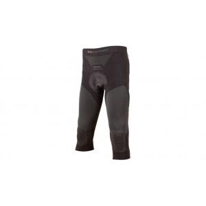 X-Bionic Bike Pants 3/4 Woman Black/Anthracite