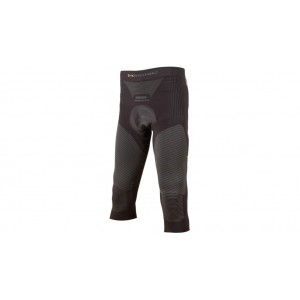 X-Bionic Bike Pants 3/4 Woman Black/Anthracite