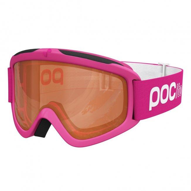 POC Pocito Iris Fluorescent Pink