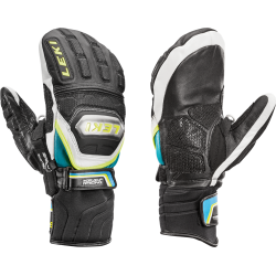 Leki Worldcup Race TI S Mitten Speed System black blue