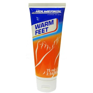 Holmenkol Warm feet cream 70 ml