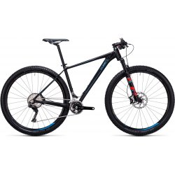 Cube Reaction HPA SL 2x 29er Black´n´Blue 2017
