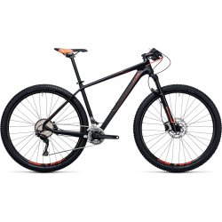 Cube Reaction GTC 2x 29er Carbon´n´Flashred 2017