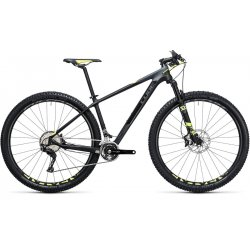 Cube Reaction GTC SL 2x 29er Carbon´n´Flashyellow 2017