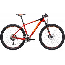 Cube Reaction GTC SL 2x 29er Red´n´Flashorange 2017