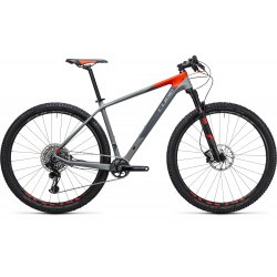 Cube Reaction GTC Eagle 1x 29er Grey´n´Flashred 2017