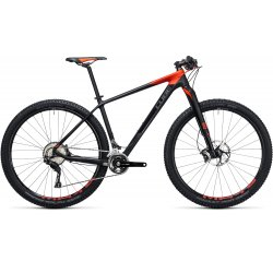 Cube Reaction GTC SLT 2x 29er Carbon´n´Flashred 2017