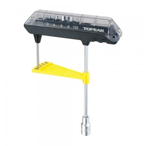 Topeak Prepstation Combotorq Wrench & Bit Set