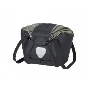 Ortlieb Basket Rear L Black-Grey