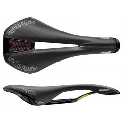 Selle Italia Novus Kit Carbonio Flow S Carbon/Keramic 7x9, Fibra-Tek, 190g Black