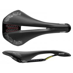 Selle Italia Novus Kit Carbonio Flow L Carbon/Keramic 7x9, Fibra-Tek, 200g Black