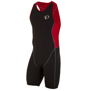 Pearl Izumi Elite Pursuit Tri Suit Black/True Red
