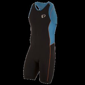 Pearl Izumi Elite Pursuit Tri Suit Black/Bel Air Blue