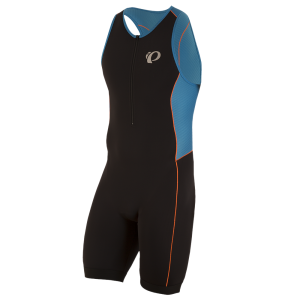 Pearl Izumi Elite Pursuit Tri Suit Black/Bel Air Blue