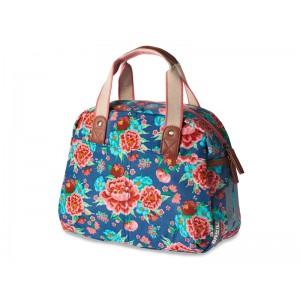 Basil Bloom Girls Kids Carry All Bag 11l Indigo Blue