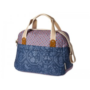 Basil Boheme Carry All Bag 18l Dark Blue
