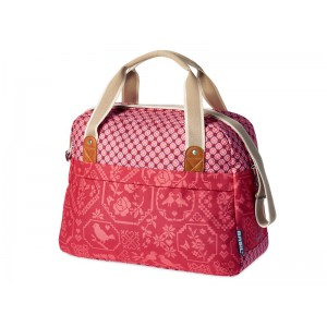 Basil Boheme Carry All Bag 18l Red