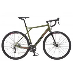 GT Grade CX Military Green / Black 2017