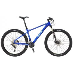 GT Zaskar 27.5 Womens Comp Electric Blue / Teal 2017