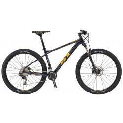 GT Zaskar 27.5 Sport Satin Navy Blue / Orange 2017