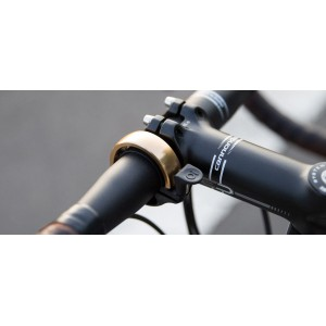 Knog OI Bell Small Silver