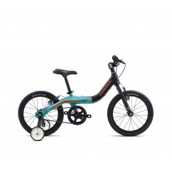 Orbea Grow 1 Black Jade Green (Satin - Gloss)
