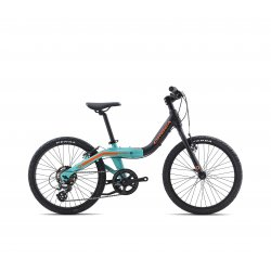 Orbea Grow 2 7V Black Jade Green (Satin - Gloss)