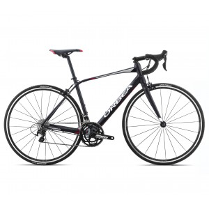 Orbea Avant H30 Black Red White (Satin - Gloss)