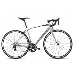 Orbea Avant H30 White Black Blue (Gloss)