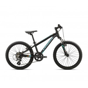 Orbea MX 20 XC Black Green (Satin)