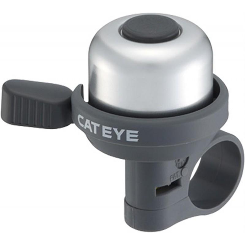 CatEye Wind Bell Aluminium PB-1000 srebrny