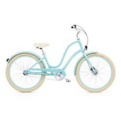 Electra Townie Balloon 3i Light Blue
