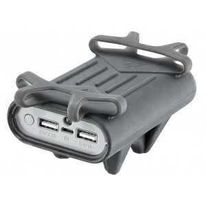 Topeak Smartphone Holder w/Powerpack 7800 mAh