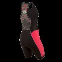 Pearl Izumi W Elite Pursuit Tri Suit Black / Atomic Red WRL