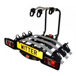 Witter ZX503 bagażnik rowerowy na hak na 3 rowery