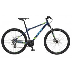 GT Aggressor 27,5 Comp Blue 2017