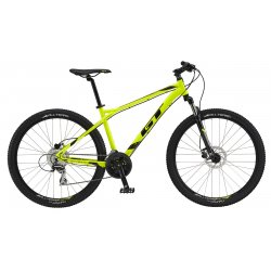 GT Aggressor 27,5 Expert Neon Yellow 2017