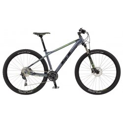 GT Karakoram 29 Elite Blue Gun / Black 2017