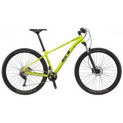GT Zaskar 29 Elite Neon Yellow / Black 2017