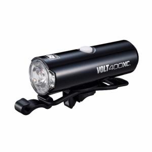 CatEye HL-EL070RC Volt400 XC Black