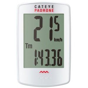 Licznik Cateye Padrone CC-PA100W Biały