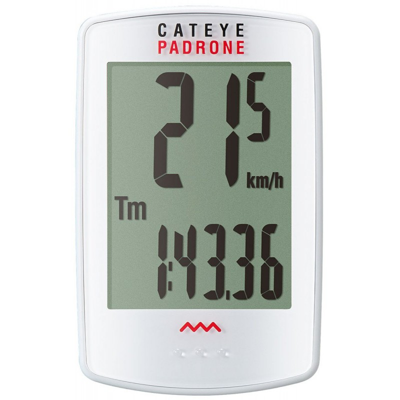 Cateye PADRONE CC-PA100W White