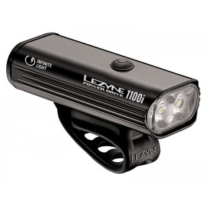 Lezyne Led Power Drive 1100i Usb Black