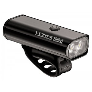 Lezyne Led Macro Drive 1100XL Black