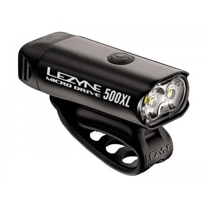Lezyne Micro Drive 500XL Usb Czarna