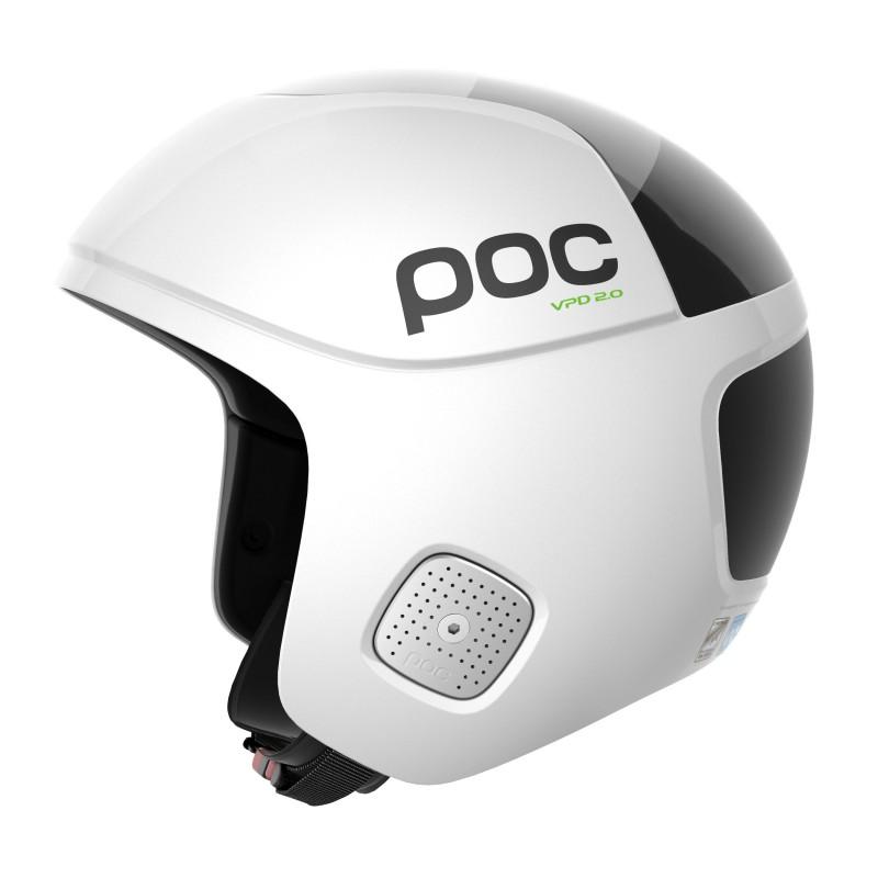 POC Skull Orbic Comp Spin Hydrogen White